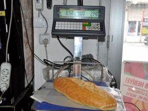 Yüksekova Belediyesi Zabıta Ekipleri İlçedeki Ekmek Fırınlarını Denetledi.