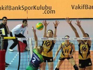 Atom Trefl Sopotu 3-0 Mağlup Eden Vakıfbank Liderliği Garantiledi