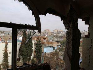 Gabbdan Çatışmalarla İlgili Hasar Tespit Raporu