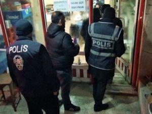 Kırşehir Emniyetinden Suçu Önlemede Şok Uygulama Faaliyeti