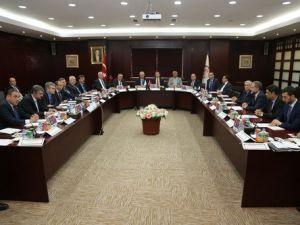 Bölgesel Kalkınmada Güçbirliği Platformu 7 Şehri Bir Araya Getirdi