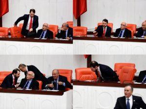 Berat Albayrak, Yanlışlıkla Başbakan Koltuğuna Oturdu