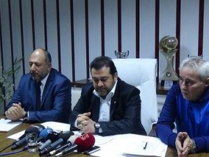 Vartaş Elazığspor, Teknik Direktör Coşkun Demirbakan ile Sözleşme İmzaladı