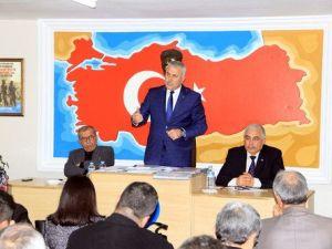 Türkav İstişare Toplantısı Yapıldı