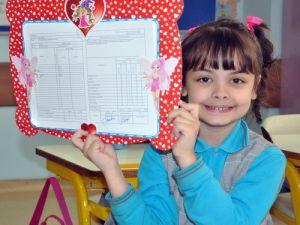 Edirnede 55 Bin 874 Öğrenci Karne Sevinci Yaşadı