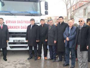 Pınarbaşılılar Türkmenleri Unutmadı
