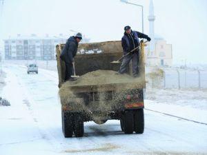Meteorolojiden Kırşehir İçin Kuvvetli Kar Yağışı Uyarısı