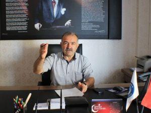 Türk Eğitim-Sen Şube Başkanı Türk: Eğitimde İlk Yarı Sorunlar ile Sona Erdi