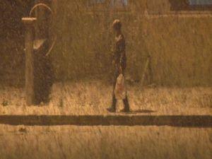 Kocaelinde Yoğun Kar Yağışı