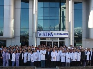 Erzurum Şifa Hastanesi SGK ile Sözleşmesini Yeniledi