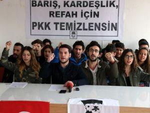 TGBden Akademisyenlere: Terör Örgütü PKK Diyemeyen Çocuklar Ölmesin Diyemez