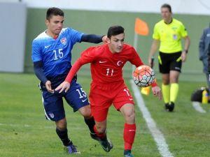 Ege Kupasında ABDyi 3-1 Yenen Türkiye Şampiyon Oldu