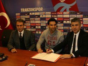 Muhammet Demir Trabzonspora Amzayı Attı