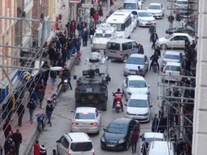 Nusaybinde Polis 4 Kişi Gözaltına Aldı, YDG-Hliler Araçları Gaspetti