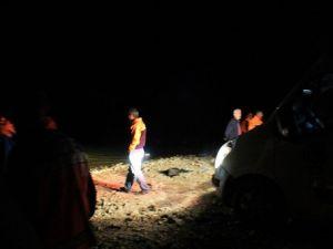 Hirfanlı Barajında Ördek Avına Çıkan Bir Kişi Kayboldu