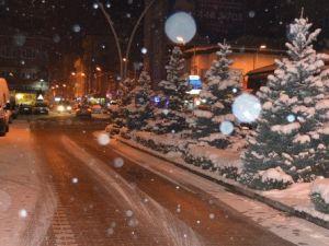 Samsunda Etkili Olan Kar, Sürücülere Zor Anlar Yaşattı