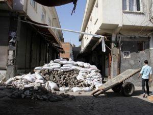 Tarihi Dört Ayaklı Minare Bölgesinde Şiddetli Çatışmalar
