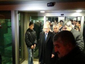 Elazığa Gelen Kılıçdaroğlu, Karayolu ile Tunceliye Geçti