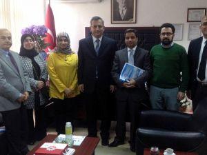 Bahreynli Hastalar Kayseride Şifa Bulacak