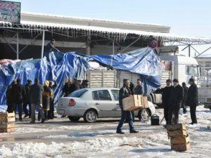 Bayırbucak Türkmenleri İçin Toplanan Yardımlar Yola Çıktı