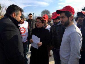 CHP Milletvekili Biçer: Turgutluda Tavuk İşletmesi 90 Çalışanı İşten Çıkardı