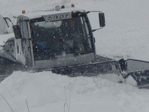 Karsta Kar ve Tipi Nedeniyle Köylere Ulaşım Sağlanamıyor
