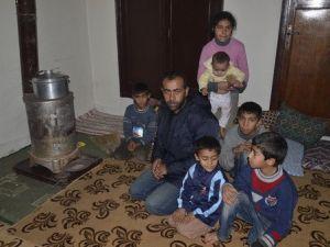 Cizrede 14 Gün Çatışmaların Arasında Kalan 8 Kişilik Aile Gercüşe Geldi