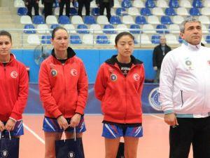 Bursa Büyükşehirden Masa Tenisinde Büyük Zafer