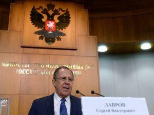 Lavrov: BM, Işid - Türkiye Petrol Ticaretini Rapor Etmeli