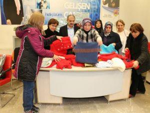 Anneler Bayırbucak Türkmenleri İçin Kazak Ördü