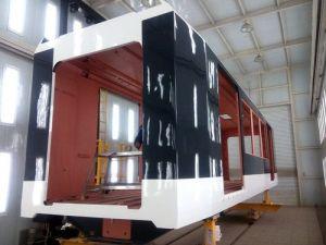 İzmirin Yeni Metro Vagonları Ekimde Geliyor