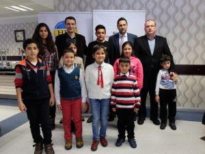 Hes Kablo, Resim Yarışmasıyla Çocukları Sevindirdi