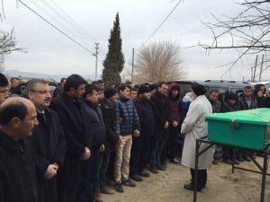 Traktörün Altında Hayatını Kaybeden Muhtar Defnedildi