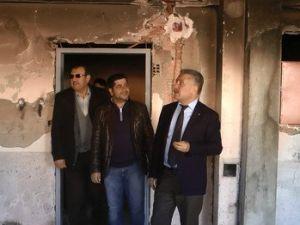 Tarsusta PKKnın Yaktığı Okula 1 Milyon TL Harcanacak