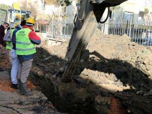 Sümerlere Kanalizasyon ve Yağmursuyu Hattı