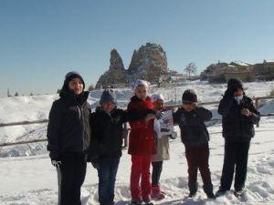 Lösemili Çocuklar Kapadokyada Buluştu