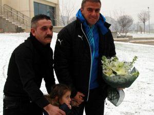 Bursaspor, Kar Altında Çalıştı
