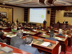 2016nın İlk İl Koordinasyon Kurulu Toplantısı Yapıldı
