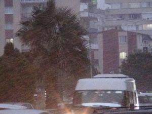 İzmirde Kar Yağışı Başladı