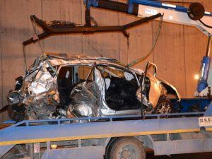 Konyada Feci Kaza: 3 Ölü, 1 Yaralı