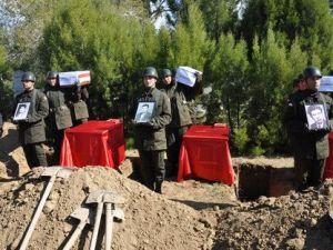 Katledilen 86 Kıbrıslı Türkün Kemiklerine Ulaşıldı