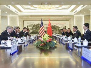 Kerry: ABD ve Çin, Kuzey Koreye Karşı Yeni Bir BM Önlemi Konusunda Hemfikir