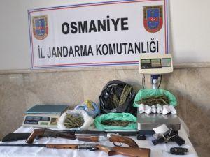 Uyuşturucu Tacirlerine 4 İlde Eş Zamanlı Operasyon