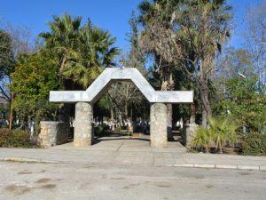 Kozandaki 25 Yıllık Park Yenileniyor