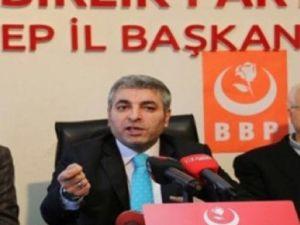 BBP Genel Başkan Yardımcısı Kartal: PKKya Tekrar Nefes Aldırılmamalı