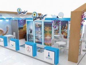 İzmir, Emıtt 2016 Turizm Fuarına Katılacak