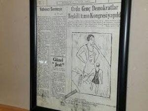 Geçmişten Günümüze Basın Sergisi