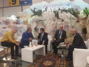 Kayseri, Emıtt 2016 Turizm Fuarında