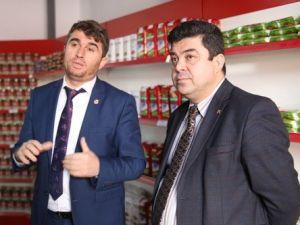Manisa Büyükşehir Gıda Bankası Kulada Da Faaliyette