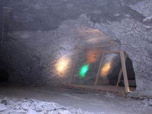 Tuz Mağarası, İçine Yapılacak Tesislerle Turizme Kazandırılacak